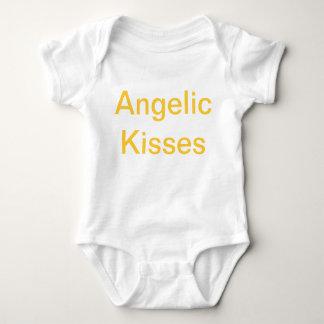 Himmlische Küsse Baby Strampler