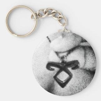 Himmlische Power-Rune Schlüsselanhänger