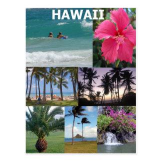 Himmlisches Hawaii durch Khoncepts Postkarte