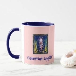 Himmlisches Licht Tasse
