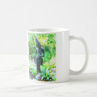hindische Gartenstatue Kaffeetasse