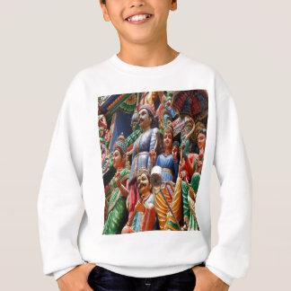 Hindische Götter Sweatshirt