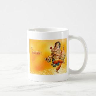 Hindischer Gott Ganesh Kaffeetasse