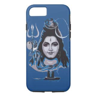 Hindischer Gott shiva Apfel iphone Fallsentwurf iPhone 7 Hülle