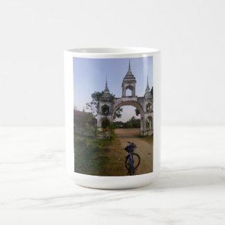 Hindischer Tempel Kaffeetasse