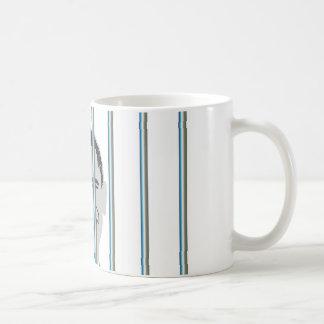 hinter Gittern Kaffeetasse