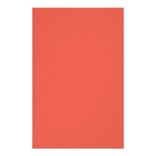 hintergrund farbe koralle individuelles b ropapier zazzle. Black Bedroom Furniture Sets. Home Design Ideas