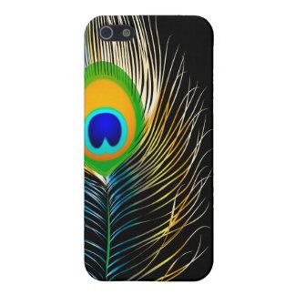 Hintergrund PixDezines Pfaus plume/DIY iPhone 5 Hüllen