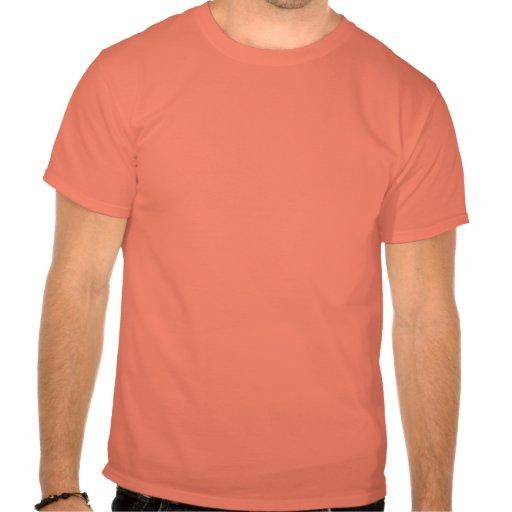 Hinterhof-Huhn-Bauer T Shirt