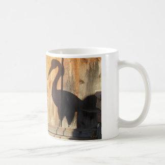 Hinterhof-Vogel Kaffeetasse