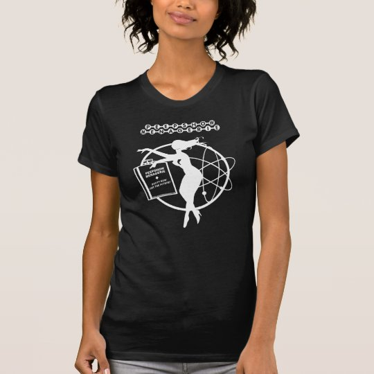Hintern jetzt für den zukünftigen (W) schwarzen OM T-Shirt