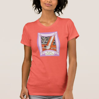 Hinunter den Gang T-Shirt