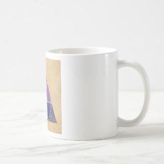 Hippie-Mond Kaffeetasse