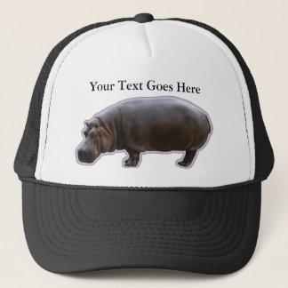 Hippopotamus-Hut Truckerkappe