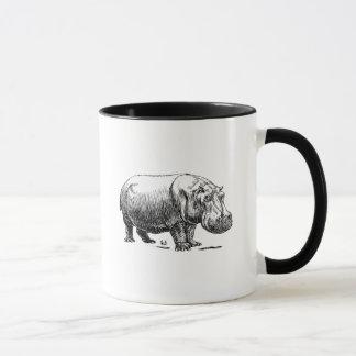 Hippopotamus Tasse