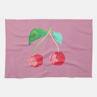 Hipster-Frucht Küchentuch