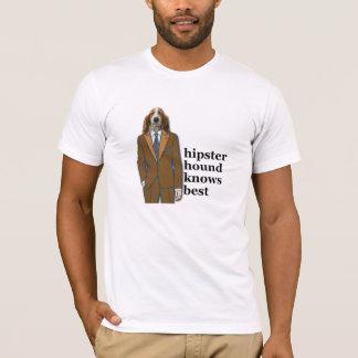 Hipster-Jagdhund T-Shirt