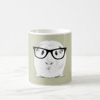 Hipster Pigster Tasse