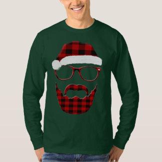 Hipster Sankt T-Shirt