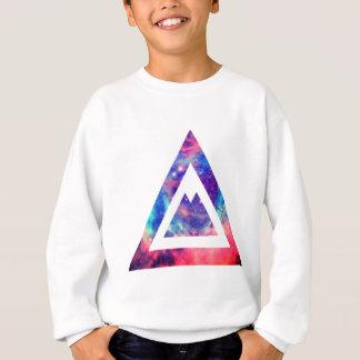 Hipsterraumdreieck Sweatshirt
