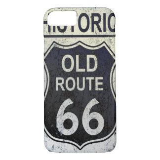 Historischer Weg 66 Iphone kaum dort Fall iPhone 8/7 Hülle