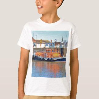 Historisches britisches Rettungsboot T-Shirt