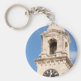 Historisches Clocktower keychain Schlüsselanhänger