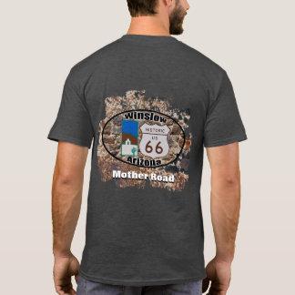 Historisches Weg 66 ~ Winslow, Arizona T-Shirt