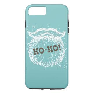 Ho-Ho Weihnachtsfeiertags-Sankt-Weihnachten iPhone 8 Plus/7 Plus Hülle