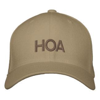 HOA Zuhause-Inhaber-Vereinigungs-Kappe Bestickte Kappe