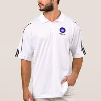 Hochwertiges DREINCH Verzerrungs-Blasen-Polo-Shirt Polo Shirt
