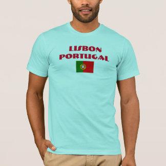 Hochwertiges Shirt Lissabons Portugal