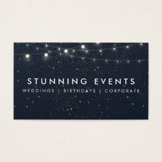 Hochzeit u. Event-Planer Visitenkarte