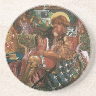 Hochzeit von St George, Prinzessin Sabra durch Getränke Untersetzer