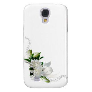 HochzeitGardenias Galaxy S4 Hülle