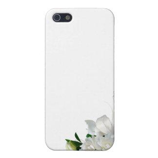 HochzeitGardenias Etui Fürs iPhone 5