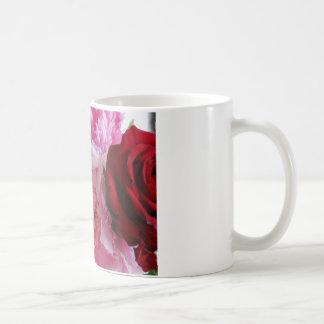 Hochzeits-Blumen Kaffeetasse