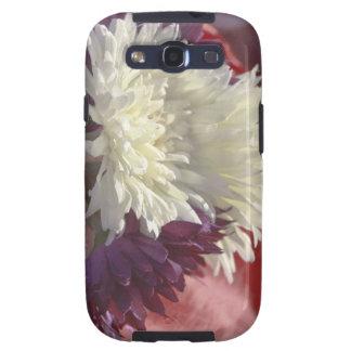 Hochzeits-Blumenstrauß Etui Fürs Samsung Galaxy S3