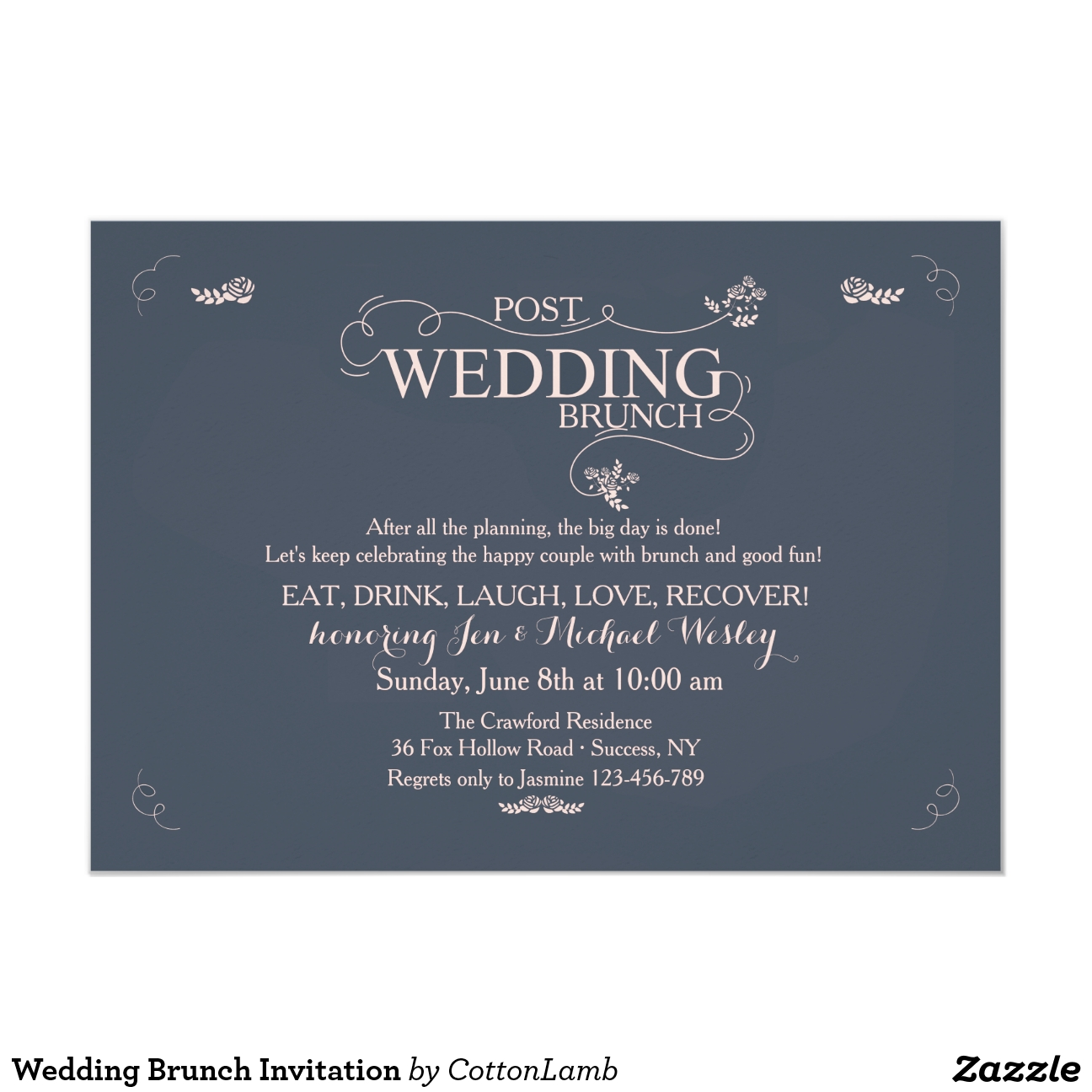 Hochzeits-Brunch