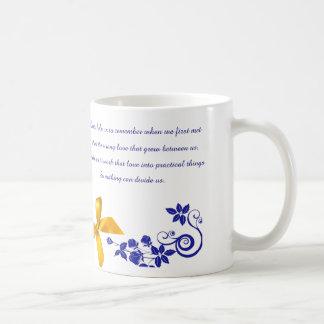 Hochzeits-Einladungs-Tasse Tasse