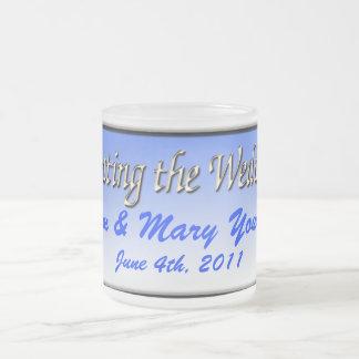 Hochzeits-Empfänge Kaffee Tasse