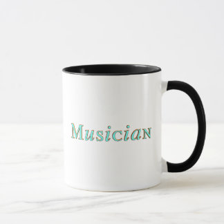 Hochzeits-Musiker-Tasse Tasse