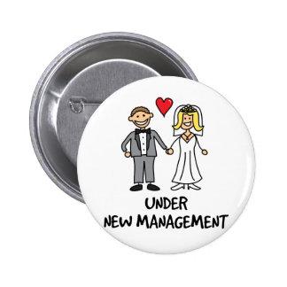 Buttons mit Hochzeit-Designs bei Zazzle