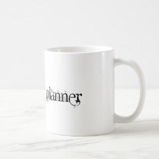 Hochzeits-Planer Kaffeetasse