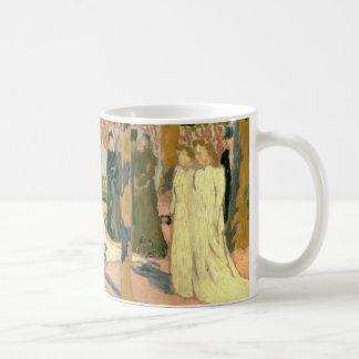 Hochzeits-Prozession, c.1892-93 Tasse