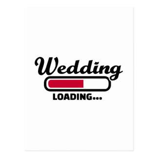 Hochzeitsladen Postkarte