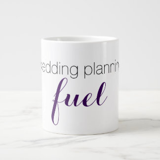 Hochzeitsplanungs-Tasse Jumbo-Tasse