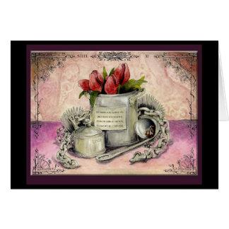 Hochzeitstag-Geschenkkarte Jahr des Stahls 11