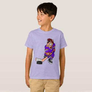 Hockey-Affe T-Shirt