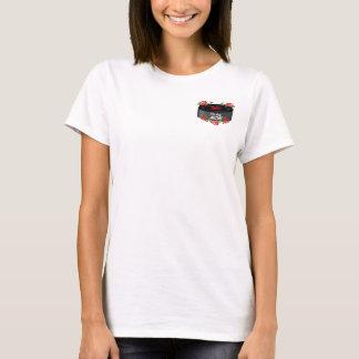 Hockey-Mamma-Kanada-Rosen-Shirt T-Shirt